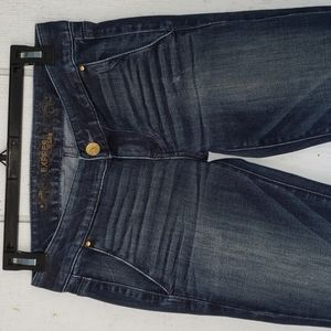 Express Jeans. RN 55285. Boot Cut. Flare. Wide